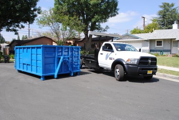 Los Angeles Dumpster & Bin Rentals