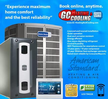 GC Heating & Cooling