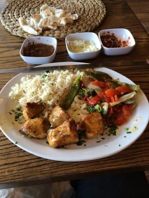 Calibanzo Hummas & Grill