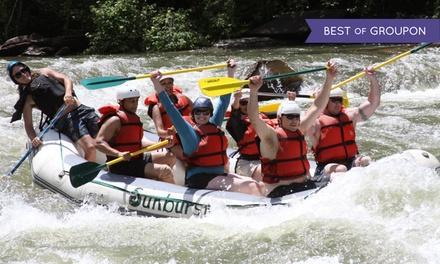 Sunburst Adventures Rafting
