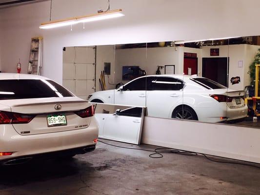 SolarShadez Window Tint & Auto Works