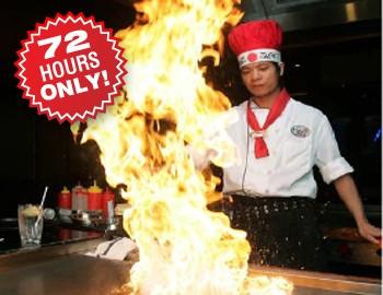 Geisha Japanese Steakhouse & Sushi Bar