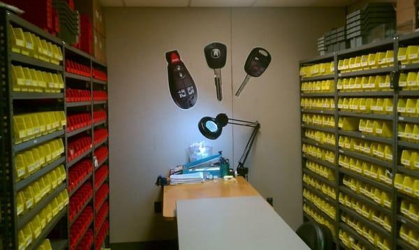 The Keyless Shop