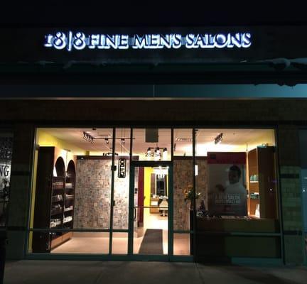 18|8 Fine Men's Salons