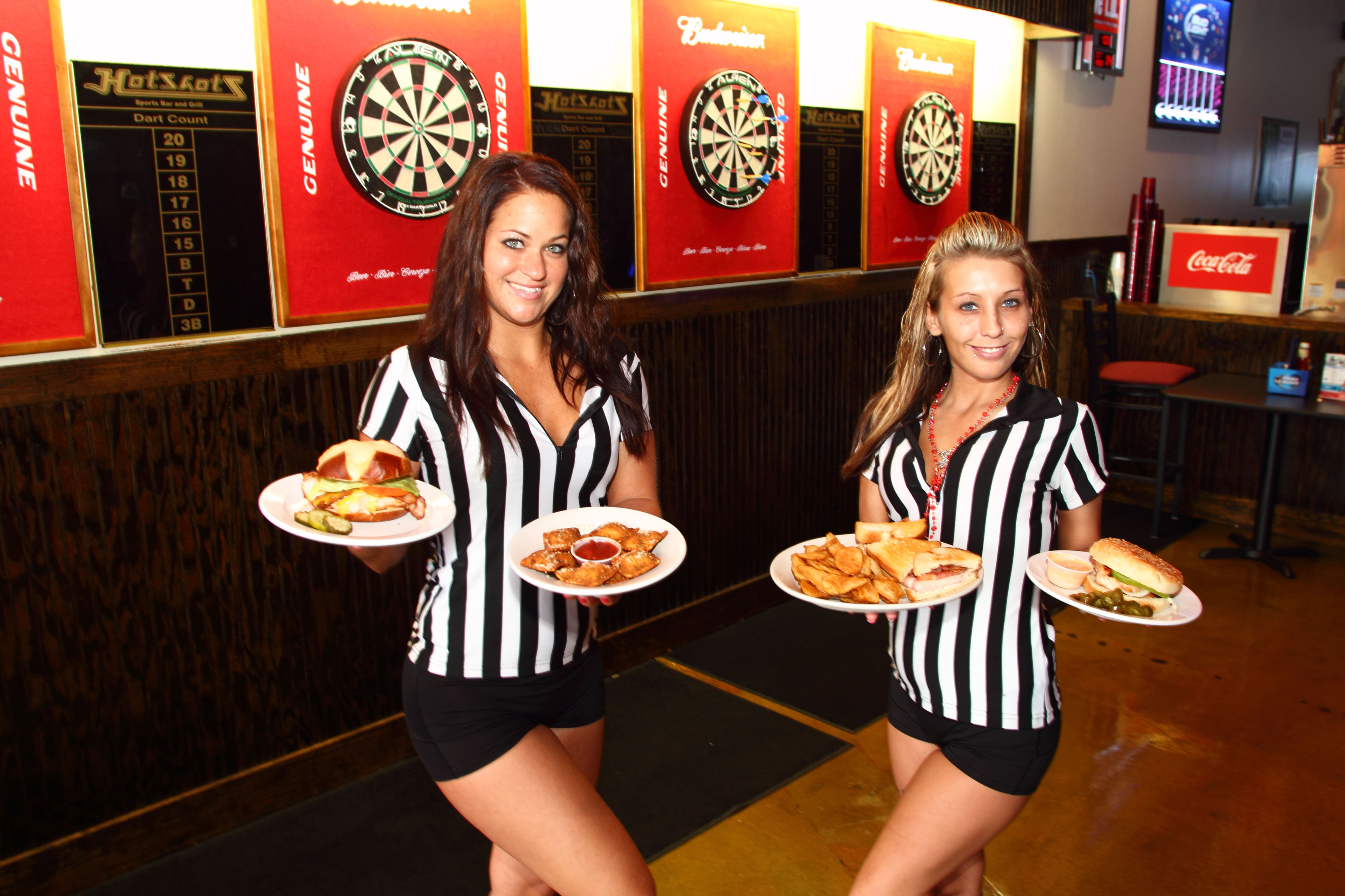 Hotshots Sports Bar and Grill
