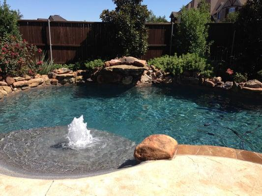 Sapphire Pools and Spas
