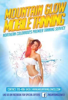 Mountain Glow Mobile Spray Tanning