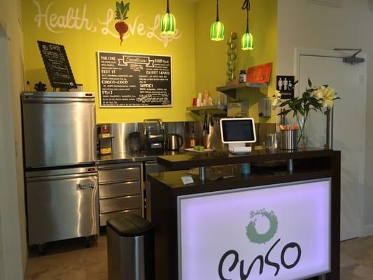 Enso Yoga & Smoothie Bar