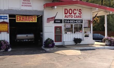Doc's Auto Care