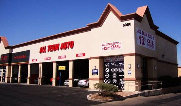 All Team Auto Repair and Collision