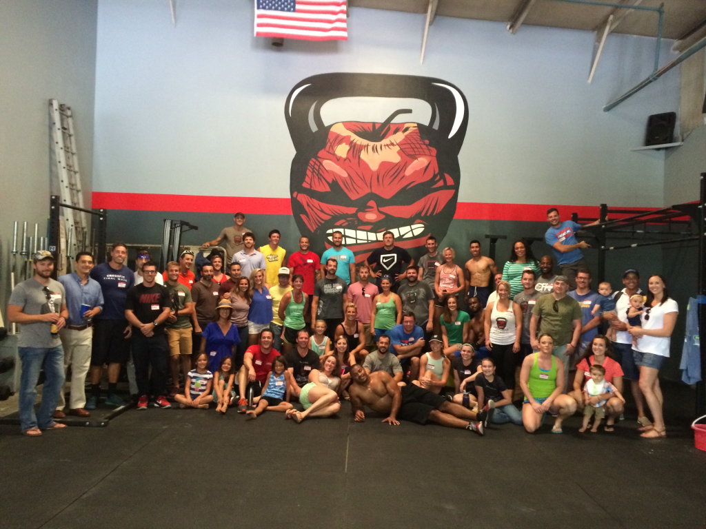 Mad Apple CrossFit