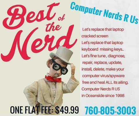 Computer Nerds R US