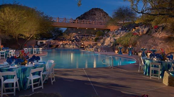 The Buttes, A Marriott Resort, Tempe (AZ) (part of Interstate Hotels & Resorts)