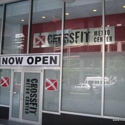 CrossFit Metro Center