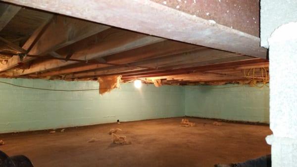 Illiana Basement Waterproofing