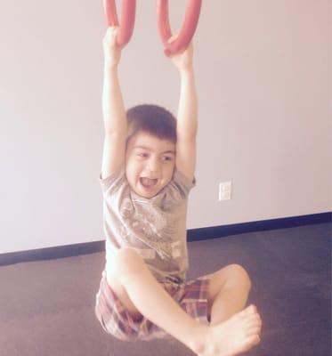 Quantum Leaps Gym