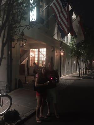 Nawlins Theatrical Tours