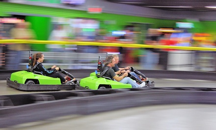 Lightspeed Entertainment (Laser Tag & Go-Karts)