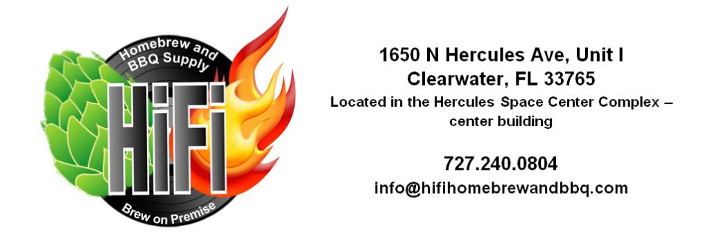 HiFi Homebrew and BBQ Supply LLC