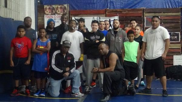 Twin Cobra Boxing, Fitness and Mixed Martial Arts Temple