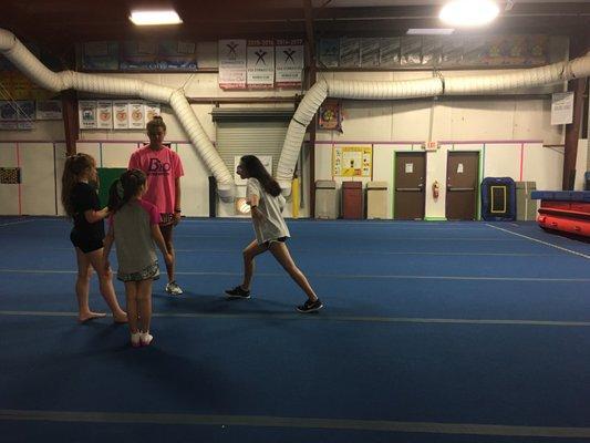 Bio Gymnastics And Athletics Unlimited