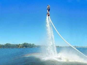 Just Add Water Flyboard
