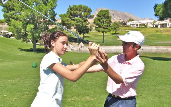 Frank Shaw's Lesson Tee