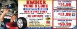 Kwiker Tune & Lube