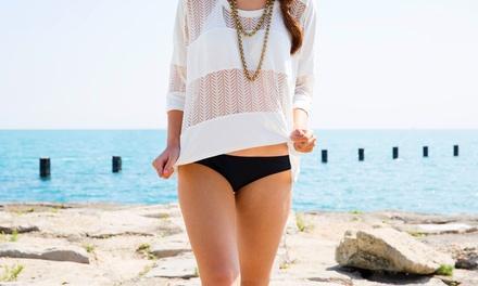 Black White & Blush Luxury Beauty Services