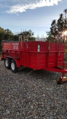 Red Wagon Hauling