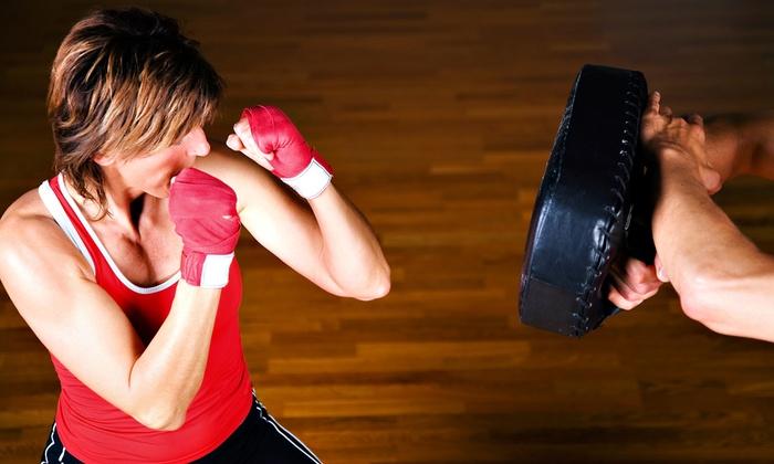 Vanguard Self Defense and Fitness