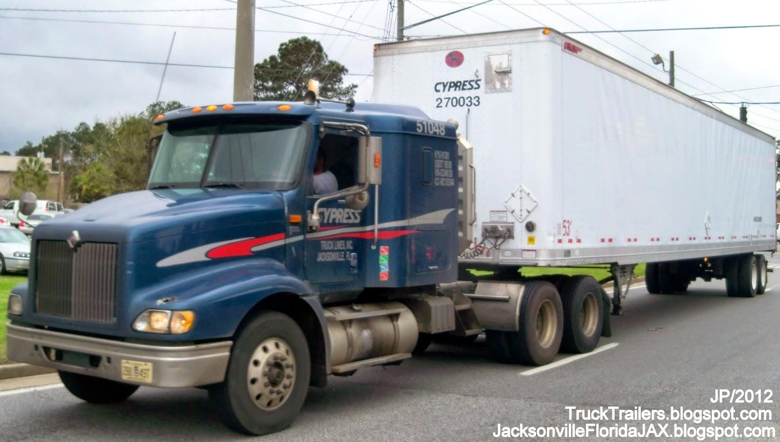 Cypress Truck Lines, Inc.