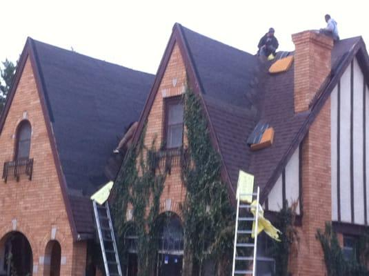 All OK Roofing & Seamless Gutters LLC