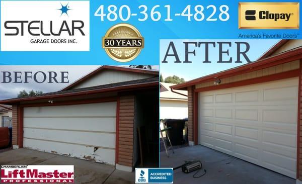 Stellar Garage Door Service Inc