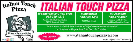 Italian Touch Pizza Inc