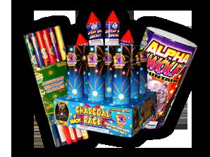 Big Mork's Fireworks