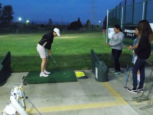 Pga & Lpga Golf Professional Tanya Dergal