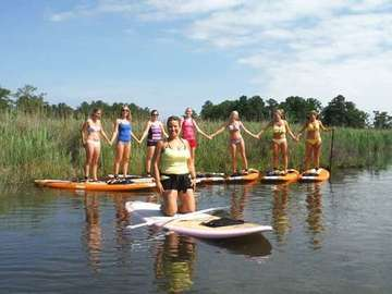 Dragonfly Paddle & Fitness