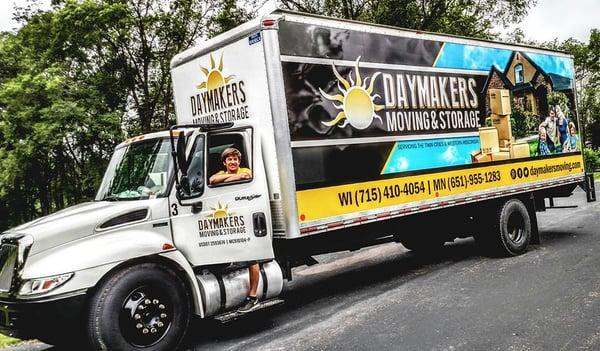 Daymakers Moving and Storage