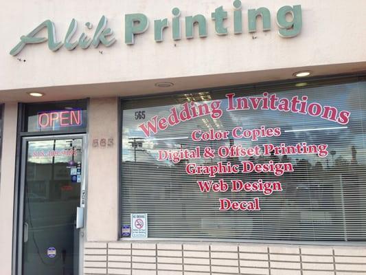 Alik Printing & Publishing