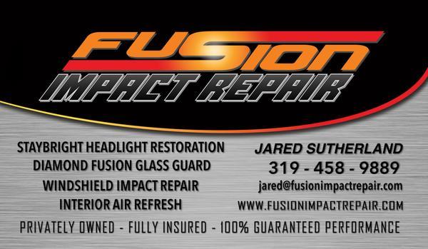 Fusion Impact Repair