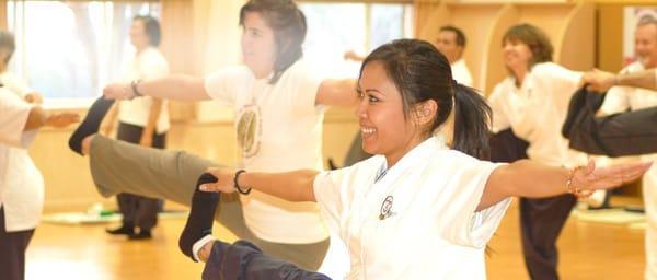 Body & Brain Yoga Tai Chi Studio
