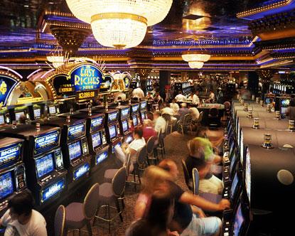 Turning Stone Resort & Casino Showroom