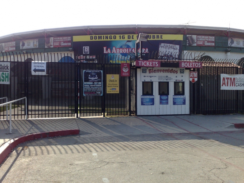 Pico Rivera Sports Arena
