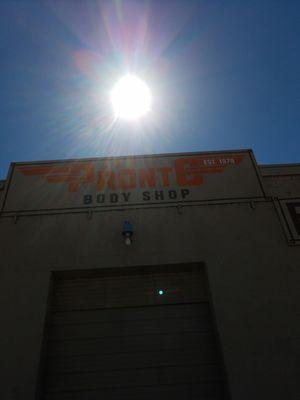 Pronto Body Shop