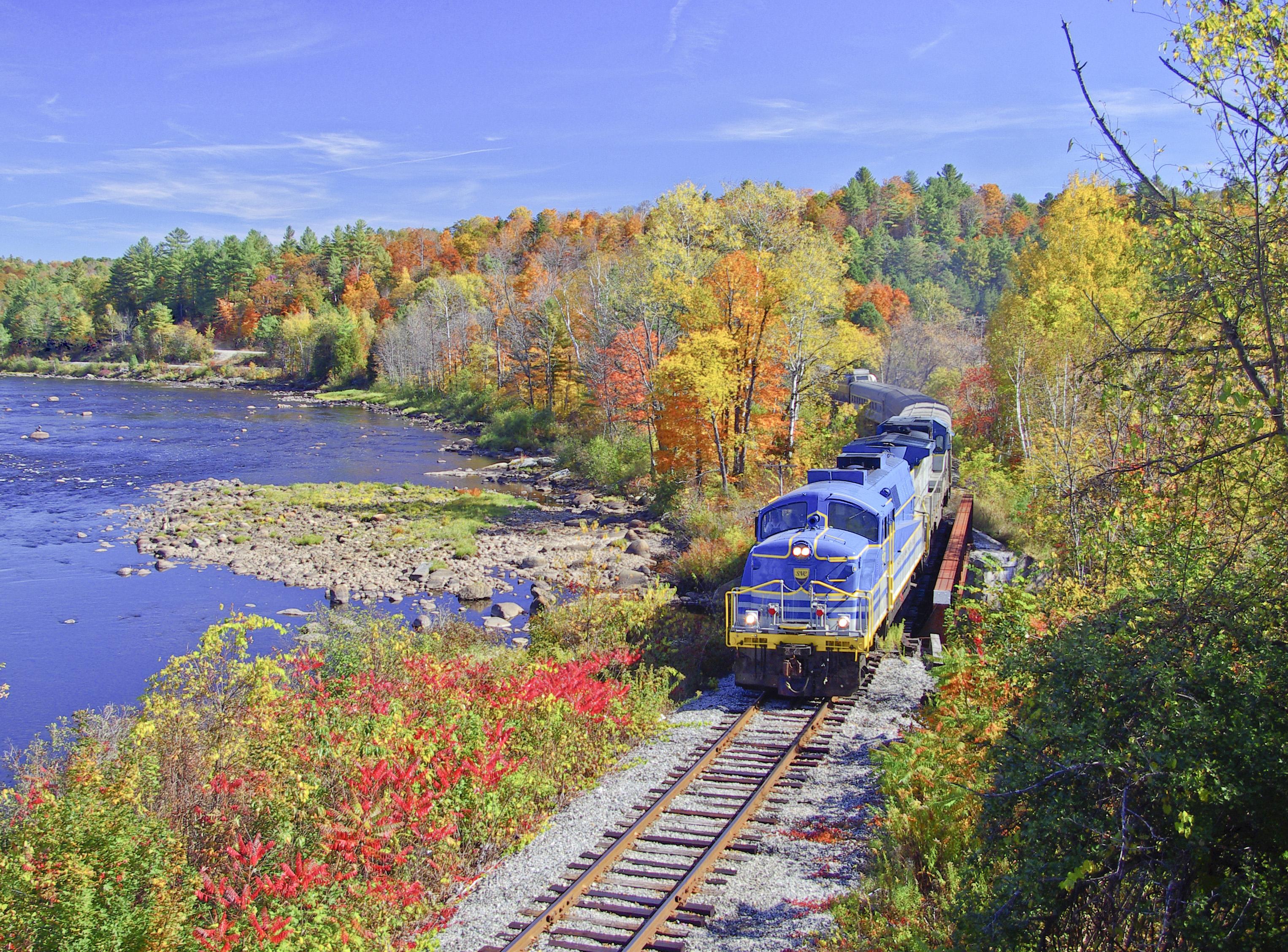 Saratoga & North Creek Railway