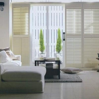 Shutters Shades & Blinds