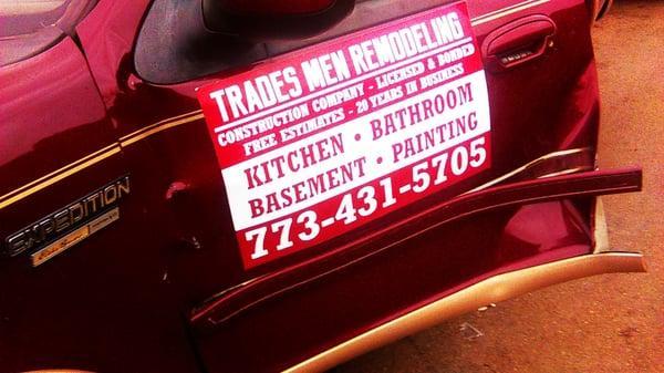 Tradesmen Remodeling