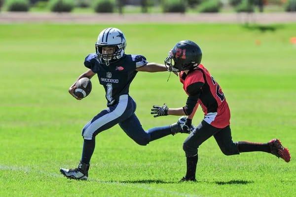 Empowerment Through Sports