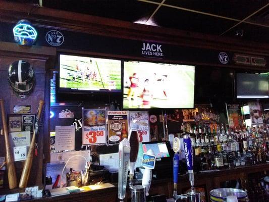 Double J Sports Bar